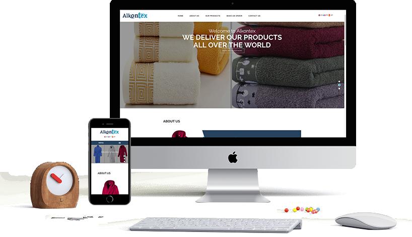 Alkontex Website